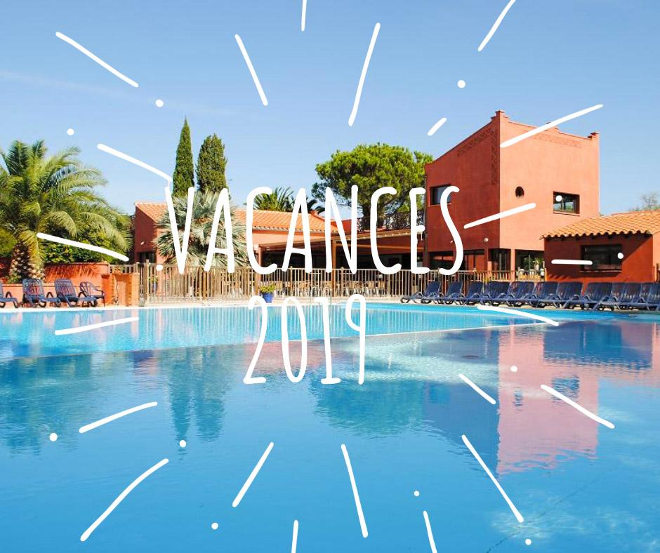 Camping le Haras Tarif 2019 Palau del vidre argelés sur mer occtitanie vacances soleil relaxation